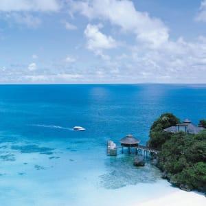 Shangri-La's Boracay Resort & Spa: Arrival Experience