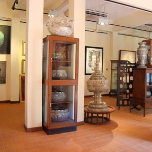 De Naga in Chiang Mai: Art Gallery