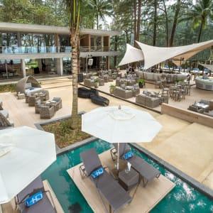 Twinpalms Phuket: Beach Lounge