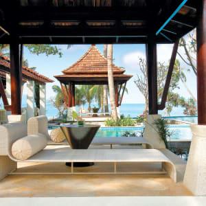Melati Beach Resort & Spa in Ko Samui: Beach Pavilion