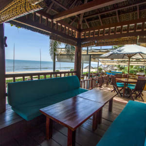 Blue Ocean Resort à Phan Thiet: Beach upper deck sala