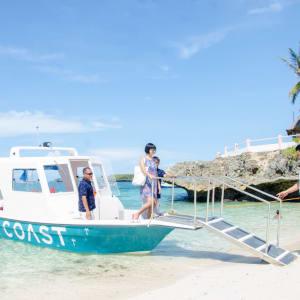 Coast Boracay:  Boat