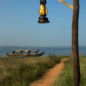 Evolve Back Kuruba Safari Lodge à Parc national de Nagarhole: Boat Landing