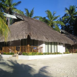 Bluewater Maribago Beach Resort in Cebu: Bungalow