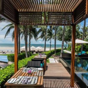 Intercontinental Hua Hin Resort: Club InterContinental