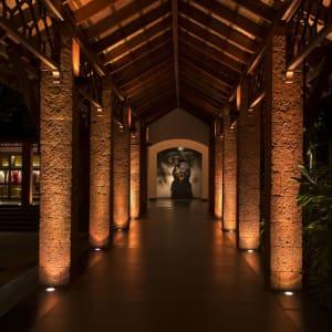 Alila Diwa Goa & The Diwa Club by Alila: Corridor