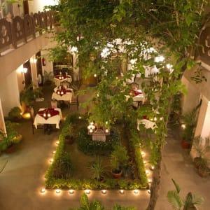 Suryauday Haveli à Varanasi: Courtyard