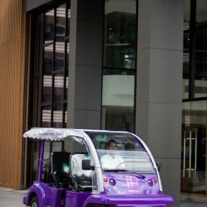 Icon Bangkok: Electric Tuktuk