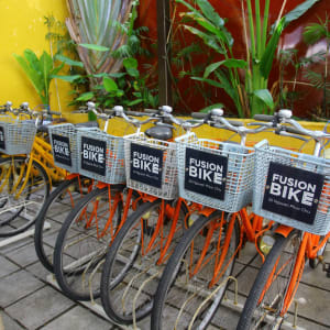 Fusion Maia Danang: Fusion Café in Hoi An | Bicycles