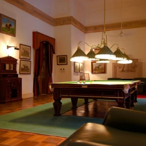 Umaid Bhawan Palace à Jodhpur: Games Room