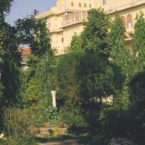 Samode Haveli in Jaipur: Gardens