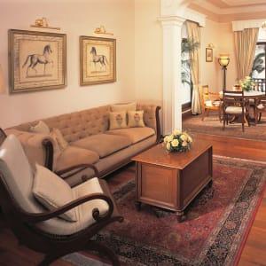 The Oberoi Grand in Kolkata: Grand Lobby