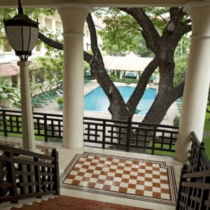 Raffles Hotel Le Royal in Phnom Penh: Hotel Corridor