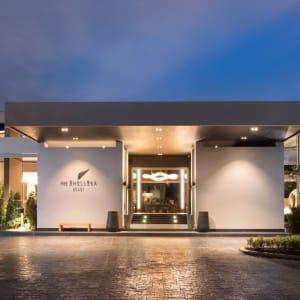 The ShellSea Krabi: Hotel Entrance