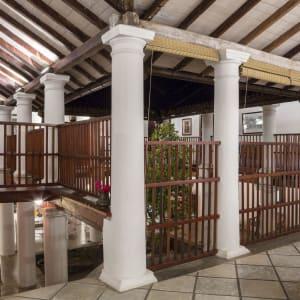 Kandy House: Inside area