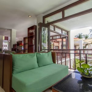 Blue Ocean Resort à Phan Thiet: Library