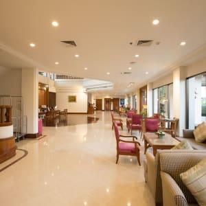 Imperial River House à Chiang Rai: Lobby