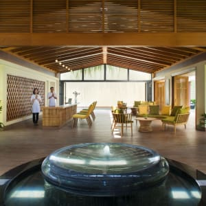 Dusit Princess Moonrise Beach Resort à Phu Quoc: Lobby