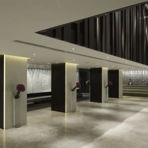 Gateway Hotel à Hong Kong: Lobby