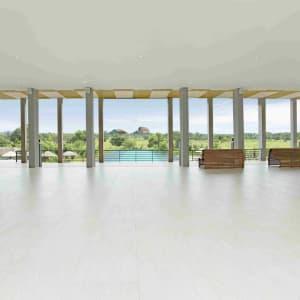 Aliya Resort & Spa in Sigiriya: Lobby