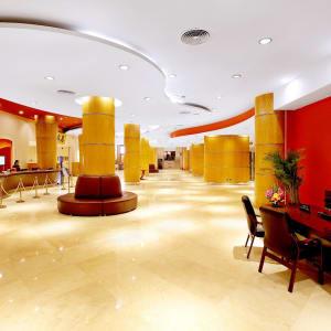 Novotel Beijing Xin Qiao in Peking: Lobby