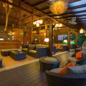 Panviman Resort in Ko Phangan: Lobby