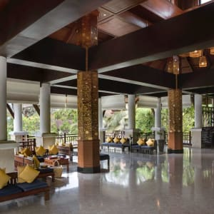 Rawi Warin Resort and Spa à Ko Lanta: Lobby