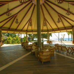 Pristine Mermaid Resort in Ngapali: Lobby