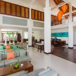 Blue Ocean Resort à Phan Thiet: Lobby