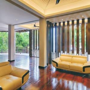 Bungaraya Island Resort à Kota Kinabalu:  Lobby