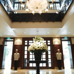 Sofitel Legend Metropole à Hanoi: Lobby