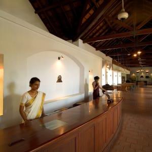 Brunton Boatyard in Kochi: Lobby