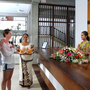 Goldi Sands in Negombo: Lobby