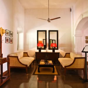 The Wallawwa in Colombo: Lobby