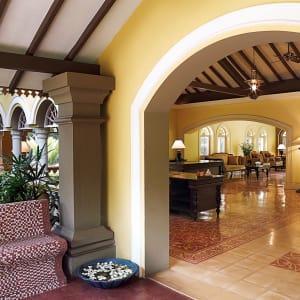 Taj Holiday Village Resort & Spa in Goa: Lobby