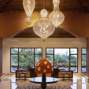 Taj Bentota Resort and Spa: Lobby