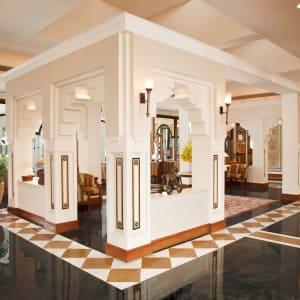 Trident à Jaipur: Lobby