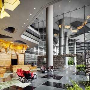 Parkroyal Collection Pickering in Singapur:  Lobby