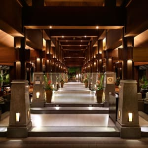 Bo Phut Resort & Spa in Ko Samui: Lobby