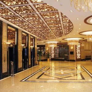Central Hotel in Shanghai: Lobby
