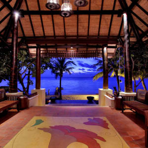 Le Vimarn Cottages & Spa in Ko Samed: Lobby