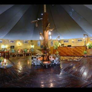 Pench Jungle Camp: Lobby