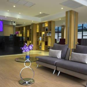Icon Bangkok: Lobby