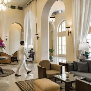 Raffles Hotel Le Royal in Phnom Penh: Lobby