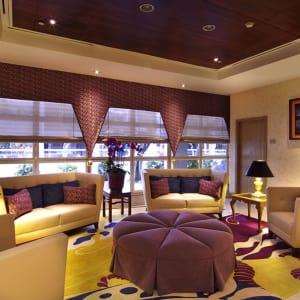 The Riviera in Taipei: Lobby