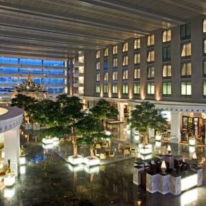 Novotel Bangkok Suvarnabhumi Airport Hotel: Lobby