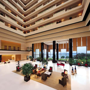 The Oberoi in Mumbai: Lobby