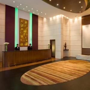 Hyatt Centric MG Road Bangalore à Bengaluru: Lobby