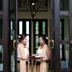 Na Nirand in Chiang Mai: Lobby