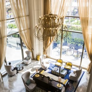 Hôtel des Arts Saigon: Lobby
